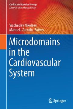 Couverture de l'ouvrage Microdomains in the Cardiovascular System