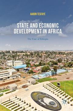 Couverture de l'ouvrage State and Economic Development in Africa