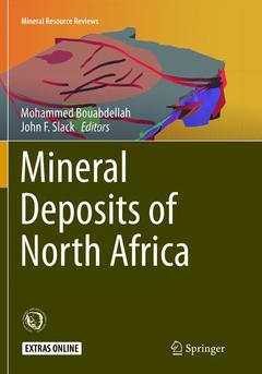 Cover of the book Mineral Deposits of North Africa