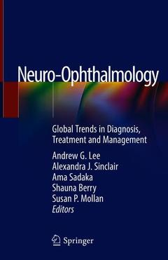 Cover of the book Neuro-Ophthalmology