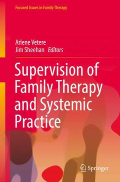 Cover of the book Supervision of Family Therapy and Systemic Practice