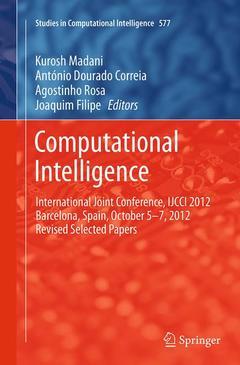 Couverture de l'ouvrage Computational Intelligence