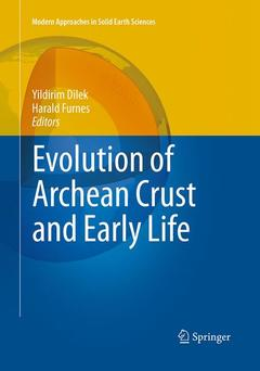 Cover of the book Evolution of Archean Crust and Early Life