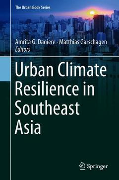 Cover of the book Urban Climate Resilience in Southeast Asia