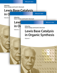 Cover of the book Lewis Base Catalysis in Organic Synthesis