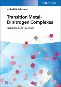 Cover of the book Transition Metal-Dinitrogen Complexes
