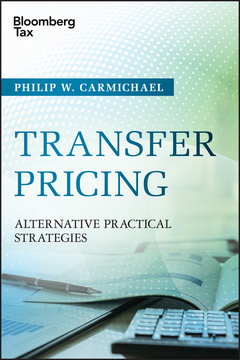 Couverture de l'ouvrage Transfer Pricing