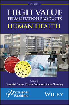 Cover of the book High Value Fermentation Products Volume 1