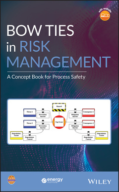 Couverture de l'ouvrage Bow Ties in Risk Management