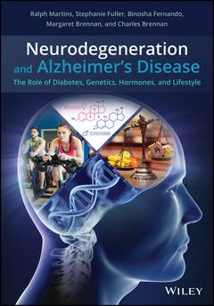 Couverture de l'ouvrage Neurodegeneration and Alzheimer′s disease