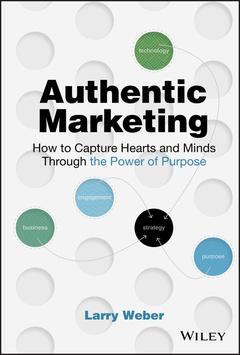 Couverture de l'ouvrage Authentic Marketing