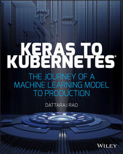 Cover of the book Keras to Kubernetes