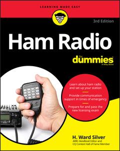 Couverture de l'ouvrage Ham Radio For Dummies