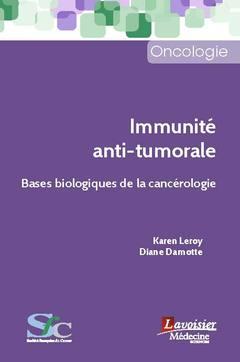 Couverture de l'ouvrage Immunité anti-tumorale