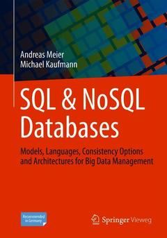 Cover of the book SQL & NoSQL Databases