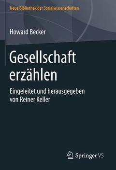 Couverture de l'ouvrage Gesellschaft erzählen