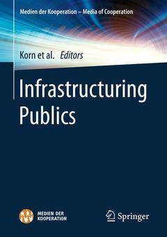 Couverture de l'ouvrage Infrastructuring Publics