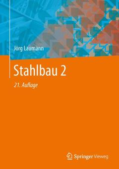 Cover of the book Stahlbau 2