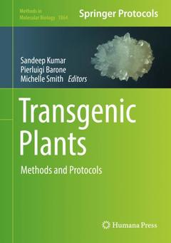 Cover of the book Transgenic Plants