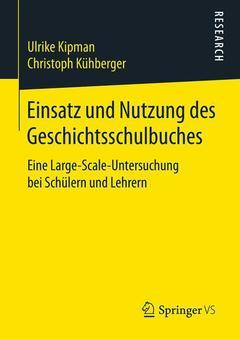 Couverture de l'ouvrage Einsatz und Nutzung des Geschichtsschulbuches in Österreich
