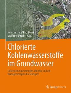 Couverture de l'ouvrage Chlorierte Kohlenwasserstoffe im Grundwasser