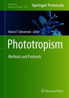 Cover of the book Phototropism