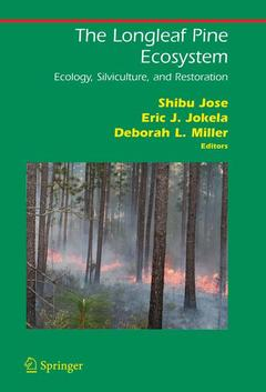 Cover of the book The longleaf pine ecosystem : Ecology, silviculture & restoration, (Series on environmental management)