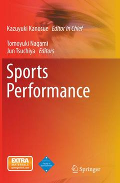 Cover of the book Sports Performance