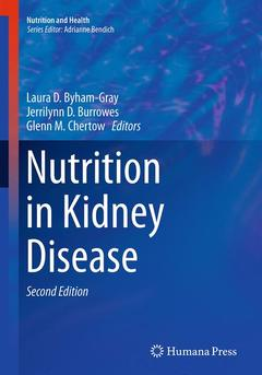 Cover of the book Nutrition in Kidney Disease