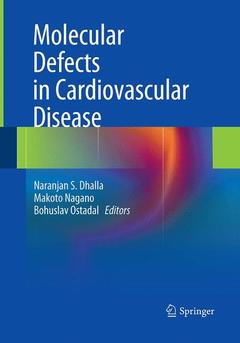 Couverture de l'ouvrage Molecular defects in cardiovascular disease