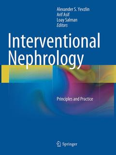 Cover of the book Interventional Nephrology