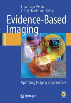 Couverture de l'ouvrage Evidence-based Imaging