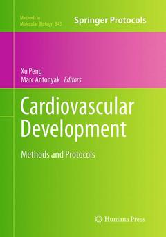 Cover of the book Cardiovascular development