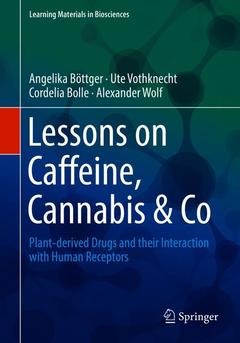 Couverture de l'ouvrage Lessons on Caffeine, Cannabis & Co