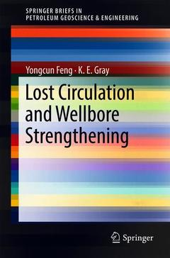Cover of the book Lost Circulation and Wellbore Strengthening