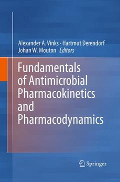 Couverture de l'ouvrage Fundamentals of antimicrobial pharmacokinetics and pharmacodynamics