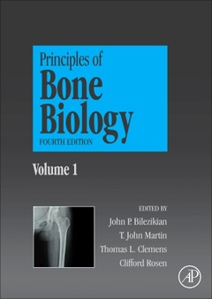 Cover of the book Principles of Bone Biology