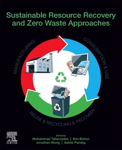 Couverture de l'ouvrage Sustainable Resource Recovery and Zero Wastes Approaches