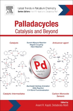 Cover of the book Palladacycles