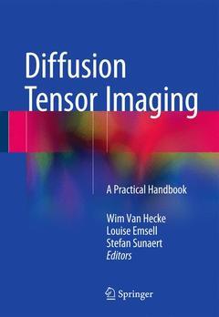Couverture de l'ouvrage Diffusion Tensor Imaging