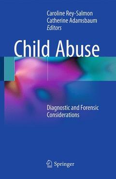 Couverture de l'ouvrage Child Abuse