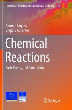 Couverture de l'ouvrage Chemical Reactions