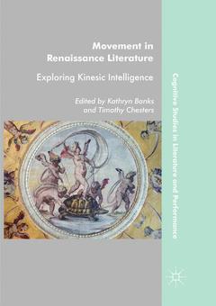 Couverture de l'ouvrage Movement in Renaissance Literature