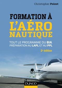 Couverture de l'ouvrage Formation à l'aéronautique