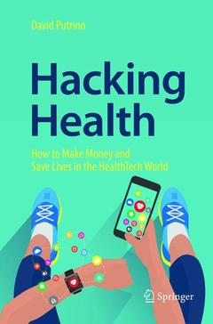 Couverture de l'ouvrage Hacking Health