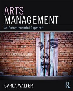 Cover of the book Arts Management
