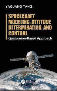Cover of the book Spacecraft Modeling, Attitude Determination, and Control: