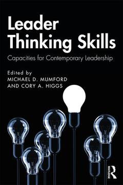 Cover of the book How Leaders Think