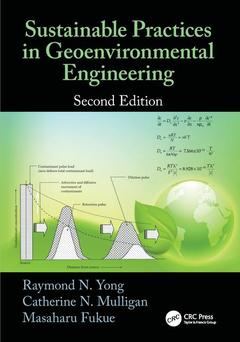 Couverture de l'ouvrage Sustainable Practices in Geoenvironmental Engineering
