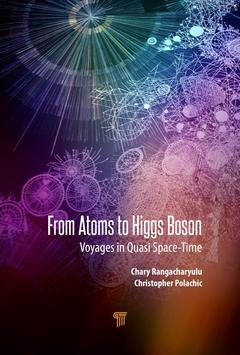Cover of the book From Atoms to Higgs Bosons